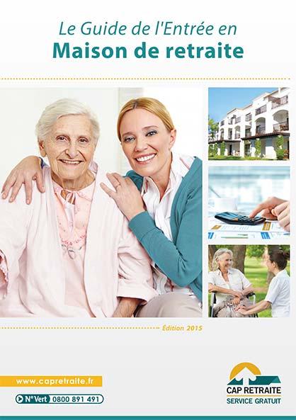 Guide de l'entrée en maison de retraite | Cap Retraite