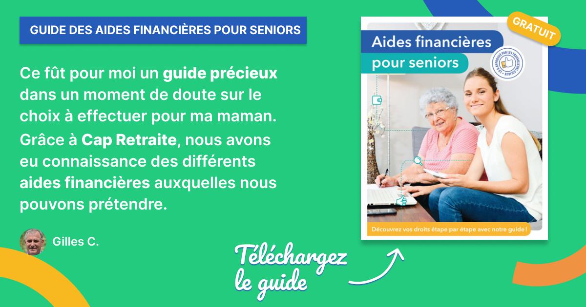 Guide aides financières